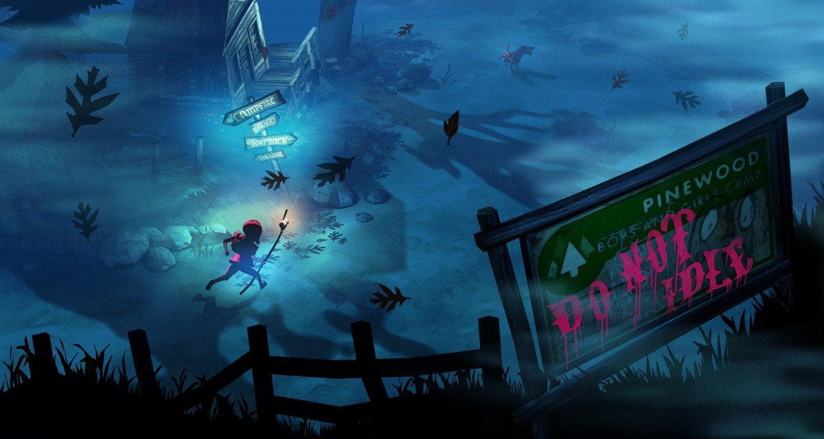New video for upcoming rogue-lite river journey The Flame In The Flood offers all new survival tips
