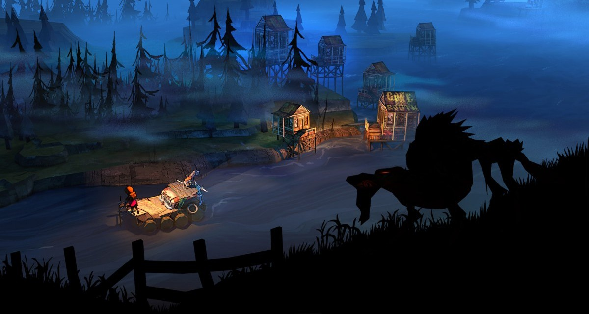 Hit the river with The Flame In The Flood when it launches on Xbox One and PC this month