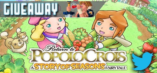 GIVEAWAY – Return To PopoloCrois: A Story Of Seasons Fairytale on Nintendo 3DS (CLOSED)
