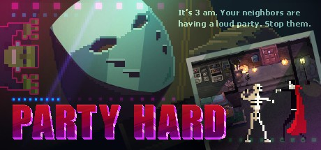 Party Hard, the ultimate party killing simulator, is coming to consoles this Spring