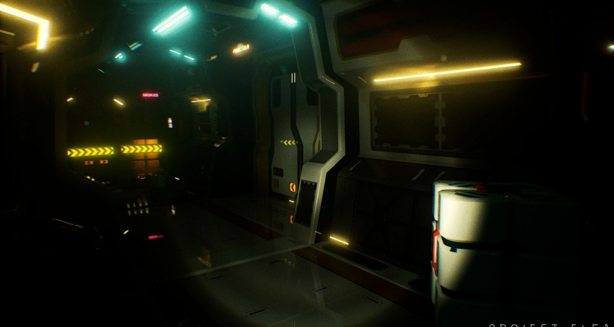 Sci-fi first person storytelling adventure Project Elea unveiled