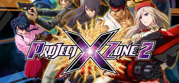 The ultimate cross-over game Project X Zone 2 is now available on Nintendo 3DS