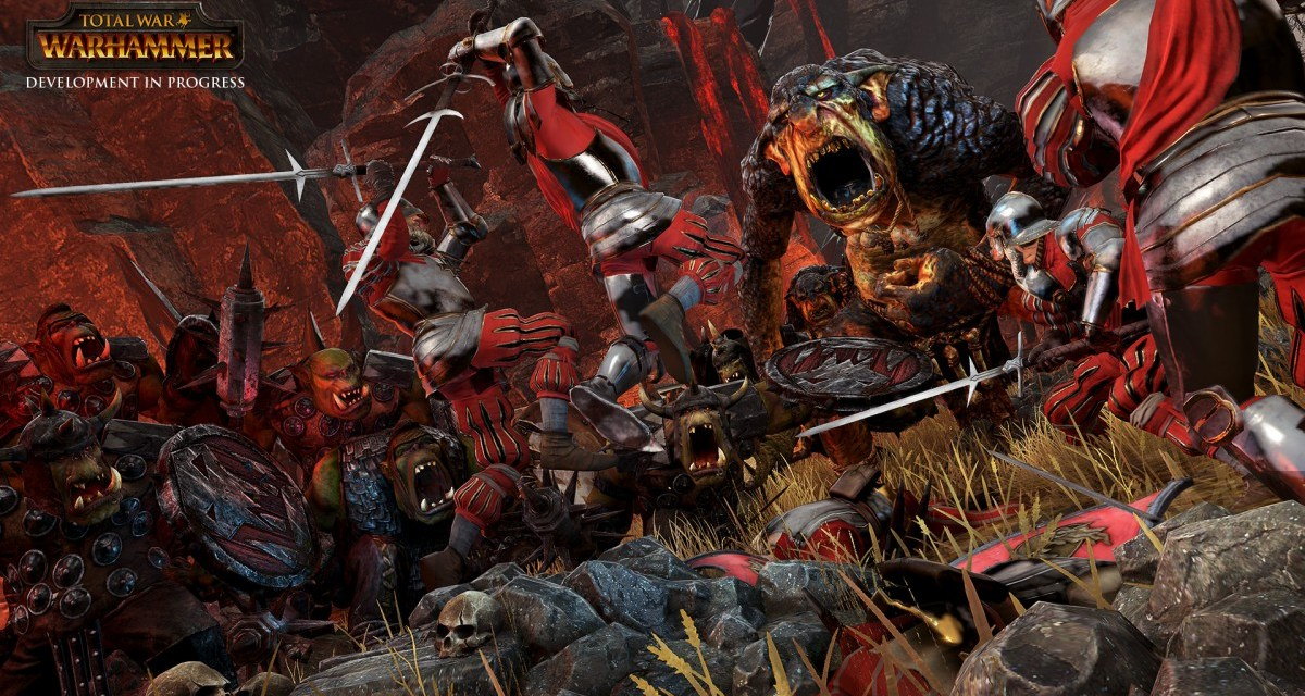 New gameplay trailer revealed for Total War: Warhammer