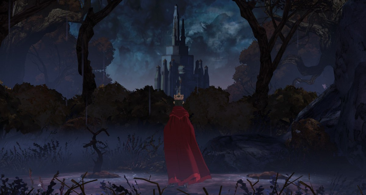 King's Quest – Chapter 3: Once Upon A Climb gets a worldwide release in April