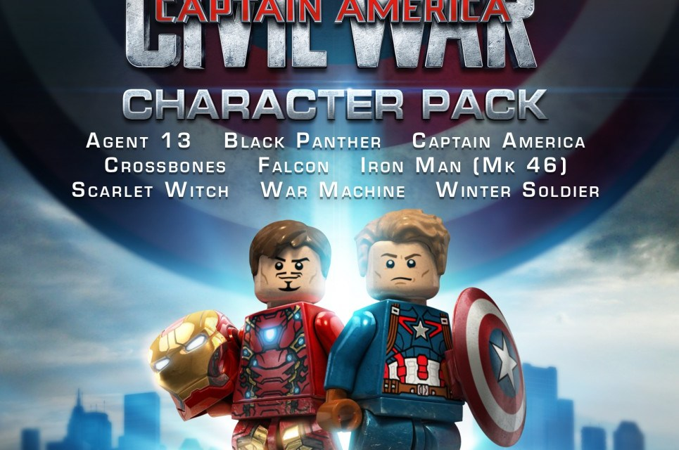 Get a taste of Captain America: Civil War early with LEGO: Marvel's Avengers – new trailer released