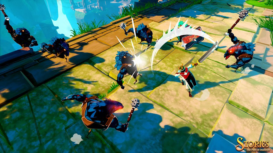 New trailer for Stories: The Path Of Destinies reveals fresh story details