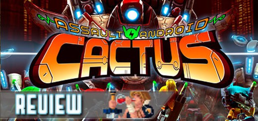 REVIEW – Assault Android Cactus