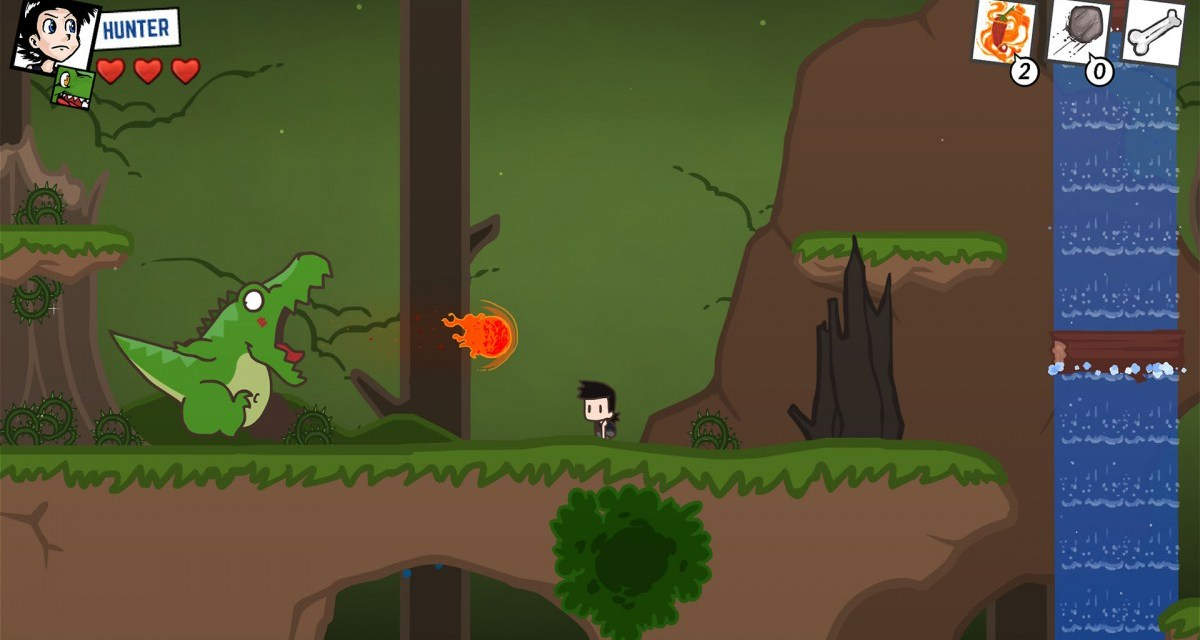 Puzzling platformer Me And My Dinosaur coming to Playstation 4, PC and Mac
