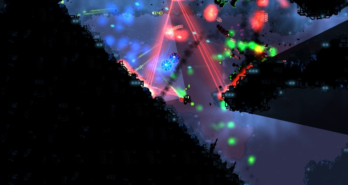 Robotic rogue-like shooter Good Robot coming to PC in April