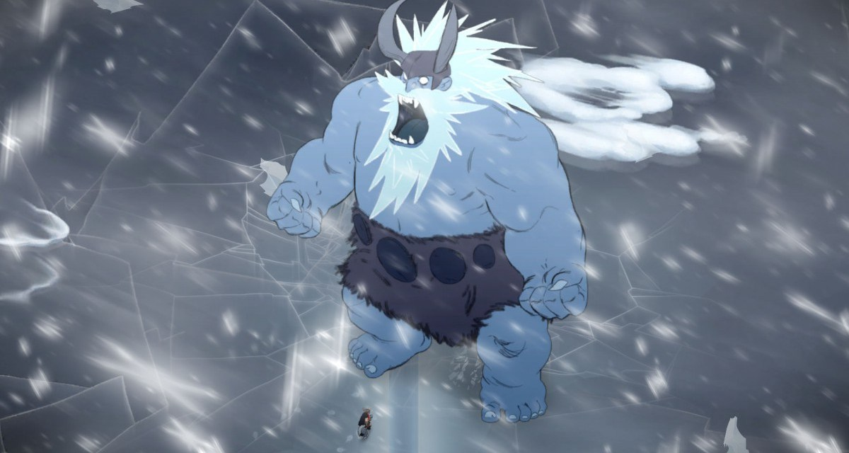 Prove yourself to the Norse Gods in Jotun: Valhalla Edition, coming to consoles this year