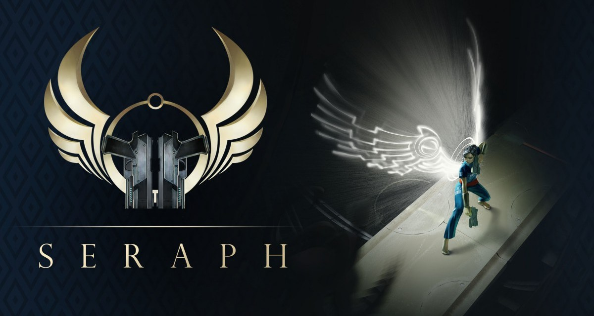 Dreadbit unveil Seraph, the acrobatic shooter with no aiming – coming to Playstation 4 and PC