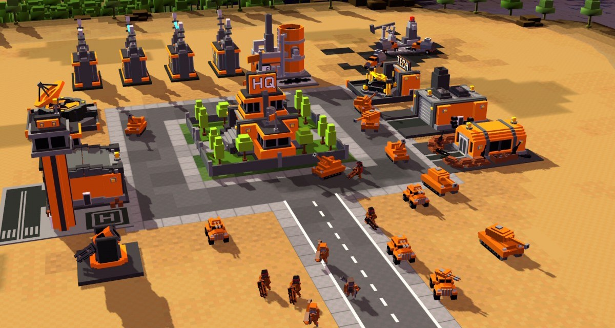 Retro-inspired RTS 8-Bit Armies launches this week on PC