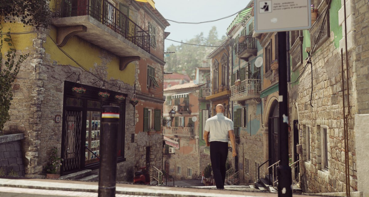HITMAN Episode 2: Sapienza launches today on PC and console