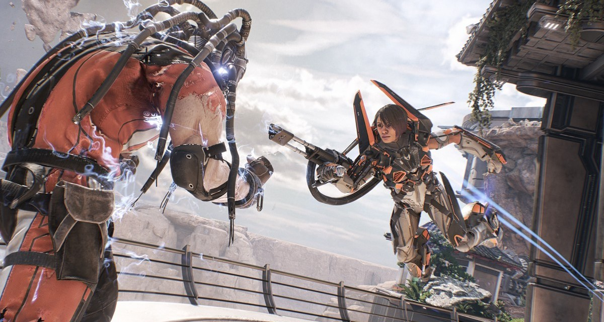 Register now for a chance to take part in LawBreakers' alpha