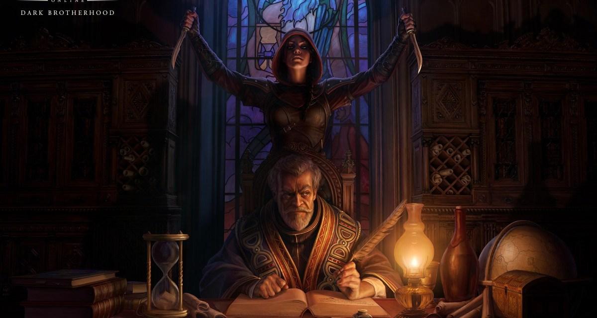 New details and release date revealed for The Elder Scrolls Online 'Dark Brotherhood' DLC
