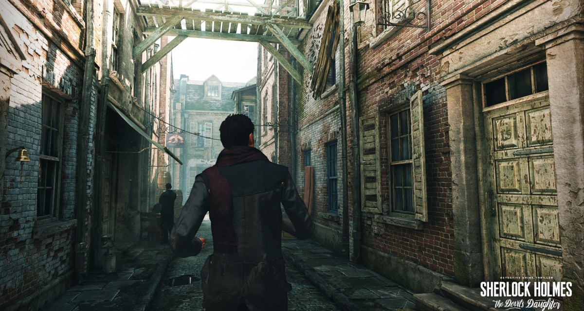 Release date and gameplay revealed for Sherlock Holmes: The Devil's Daughter