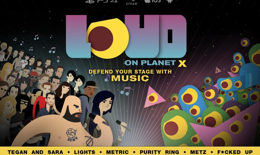 REVIEW – LOUD On Planet X