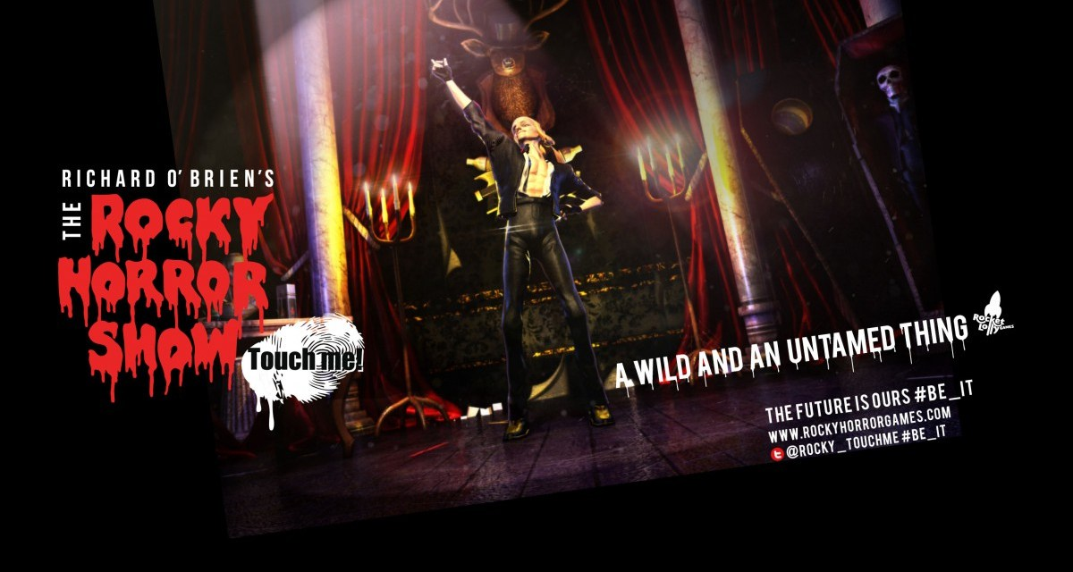 Do the Time Warp with free-to-play mobile title The Rocky Horror Show: Touch Me – now on Kickstarter