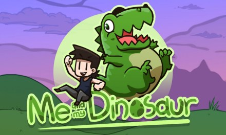 Me And My Dinosaur | INTERVIEW