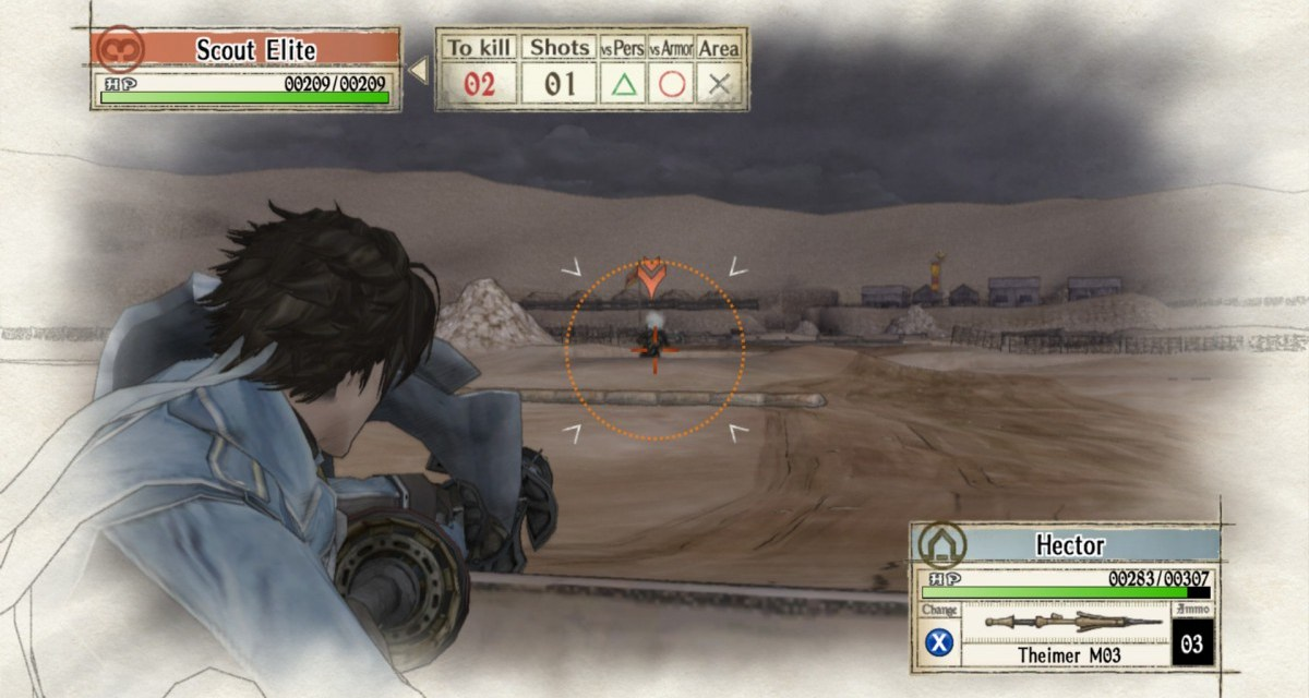 REVIEW – Valkyria Chronicles Remastered