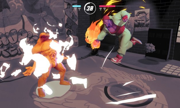 REVIEW – LASTFIGHT