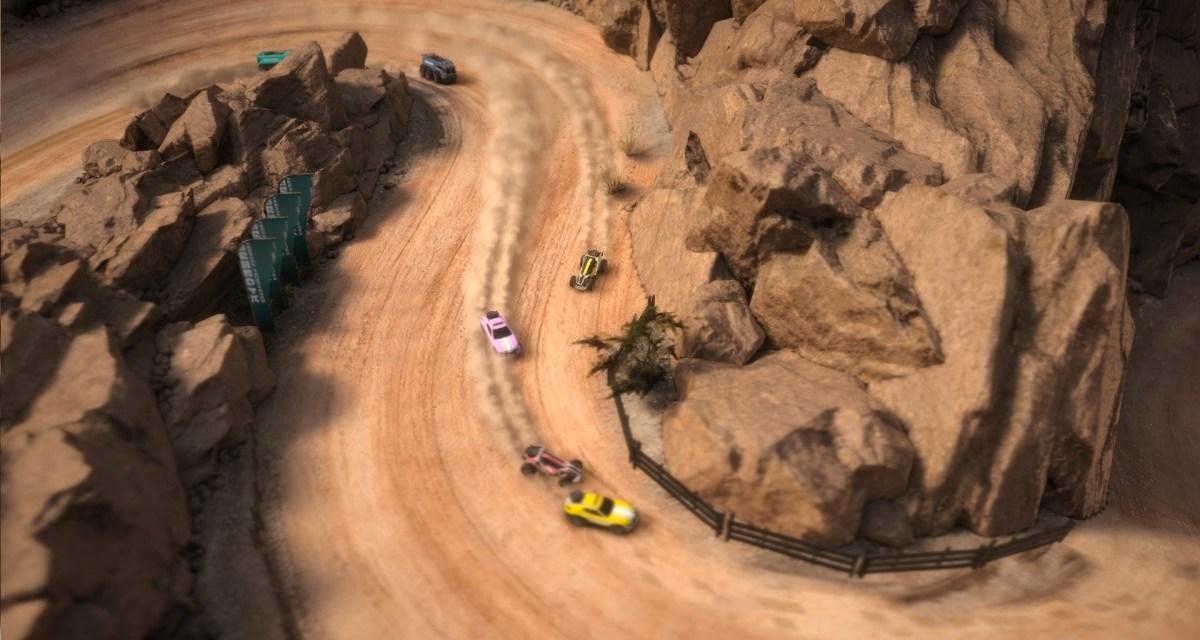 Mantis Burn Racing   REVIEW