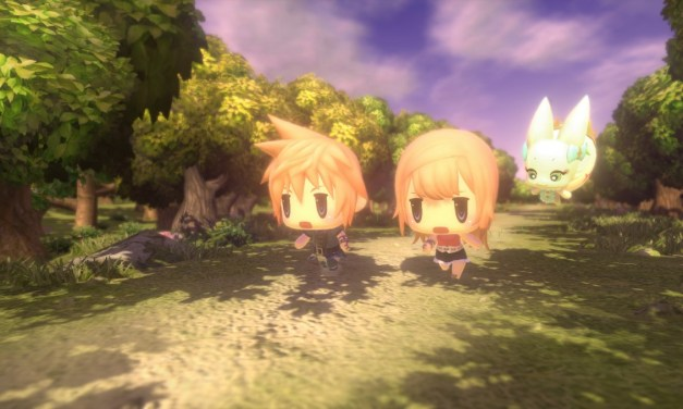World of Final Fantasy | REVIEW