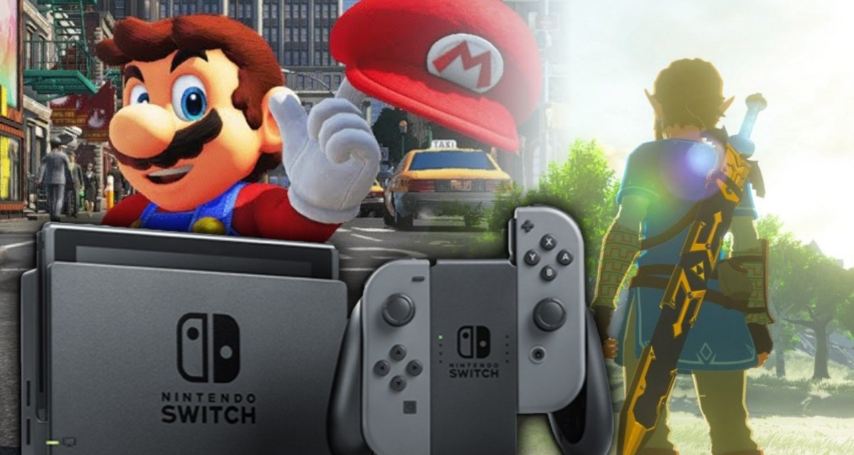 Check out the trailers of the Nintendo Switch's confirmed upcoming releases