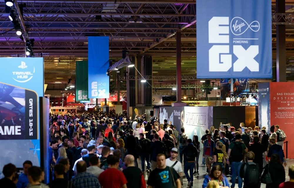EGX 2017 tickets are now on sale!