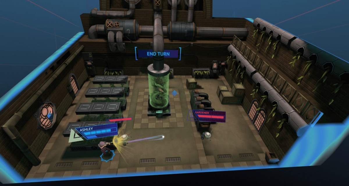 Augmented Empire brings VR tactical RPG action to the Samsung Gear later this year