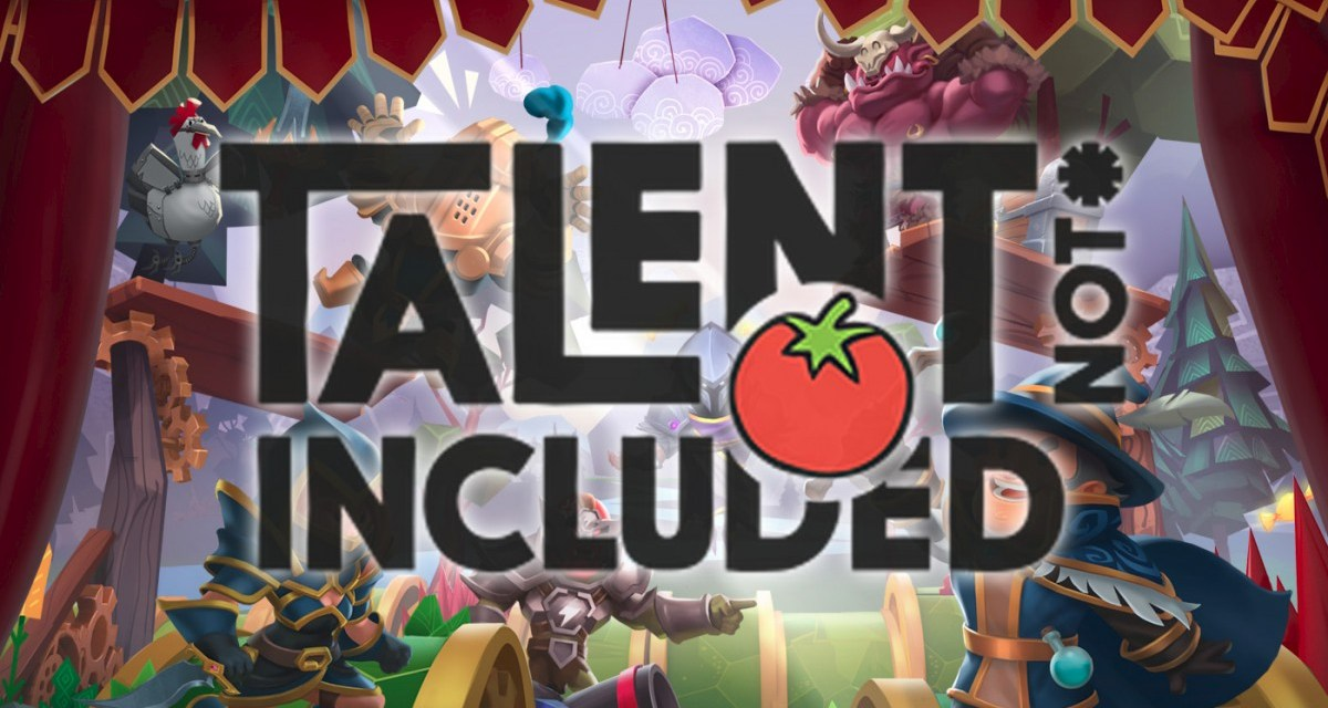 Talent Not Included | REVIEW