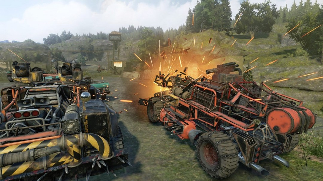 Crossout (Early Access) | REVIEW - Use a Potion!