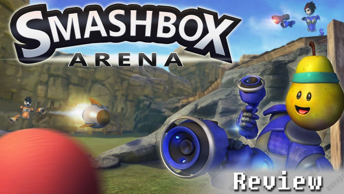 Smashbox Arena | REVIEW