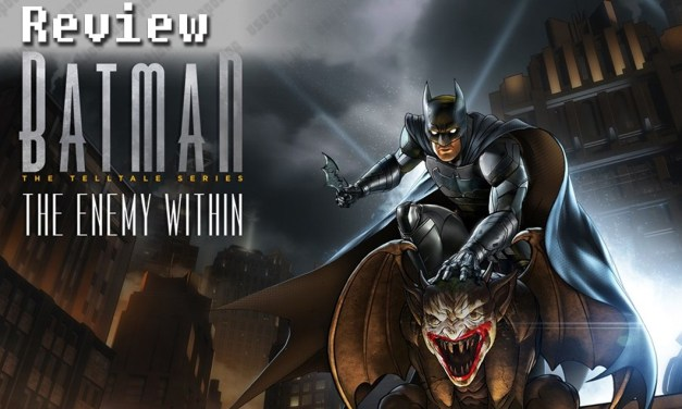 Batman – The Telltale Series: The Enemy Within (Episode One: 'The Enigma') | REVIEW
