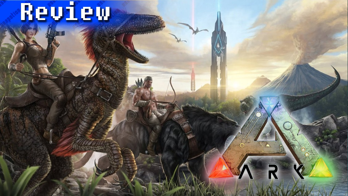 ARK: Survival Evolved | REVIEW