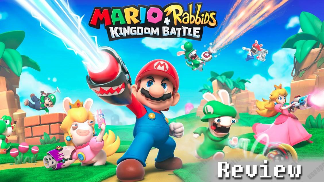 Mario + Rabbids Kingdom Battle | REVIEW