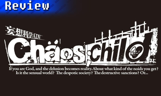 Chaos;Child | REVIEW