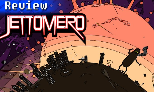 Jettomero: Hero of the Universe   REVIEW