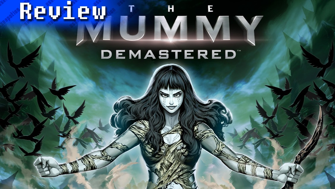 The Mummy Demastered | REVIEW