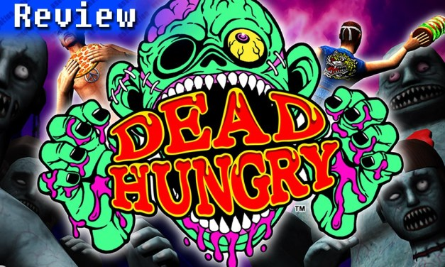 Dead Hungry   REVIEW