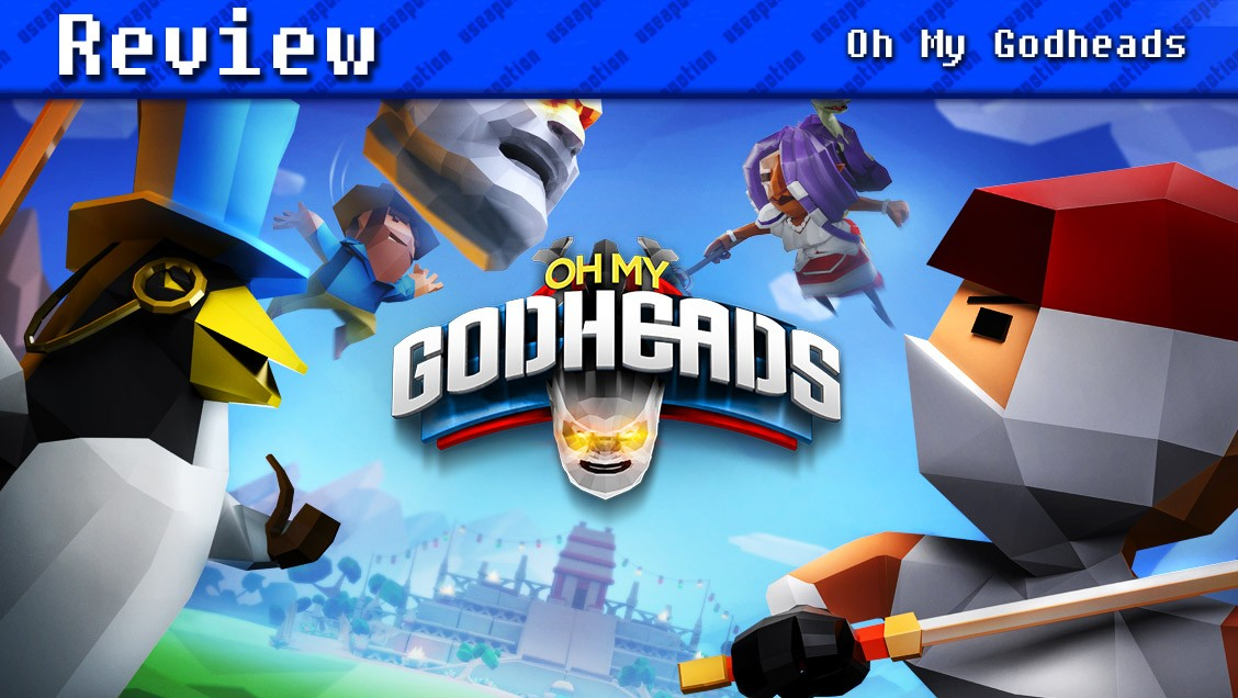 Oh My Godheads | REVIEW