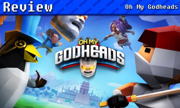 Oh My Godheads   REVIEW
