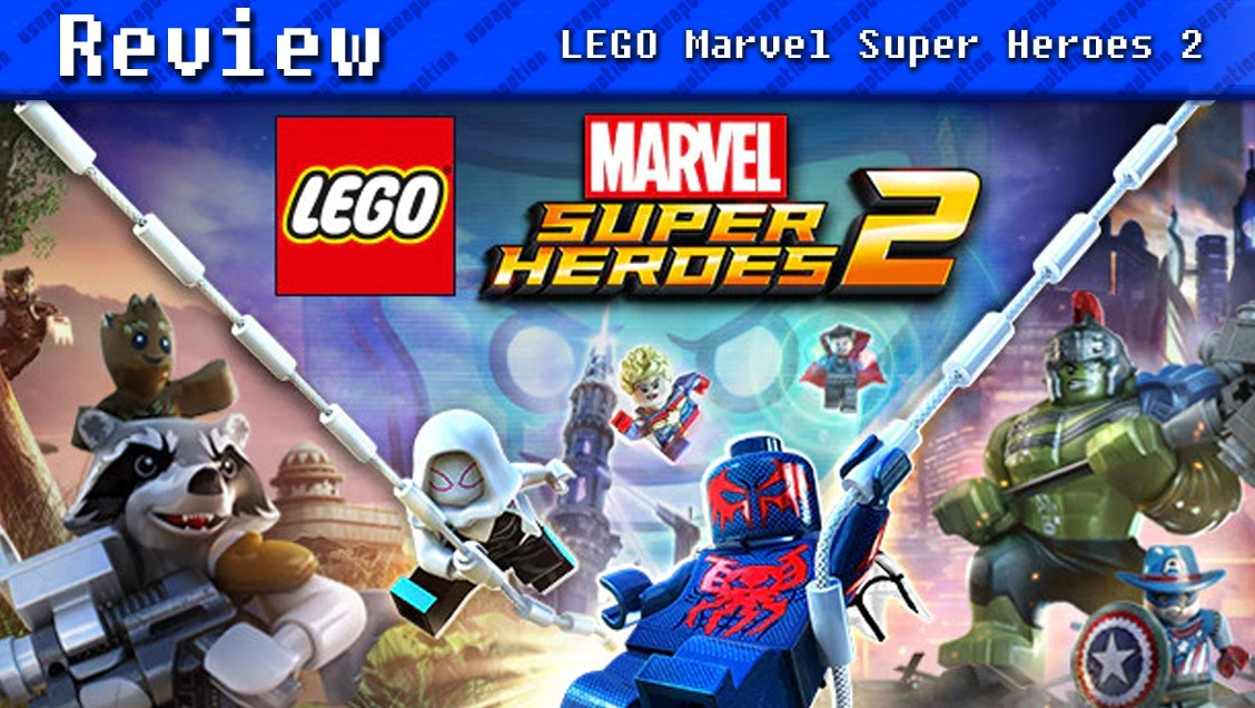 LEGO Marvel Super Heroes 2 | REVIEW