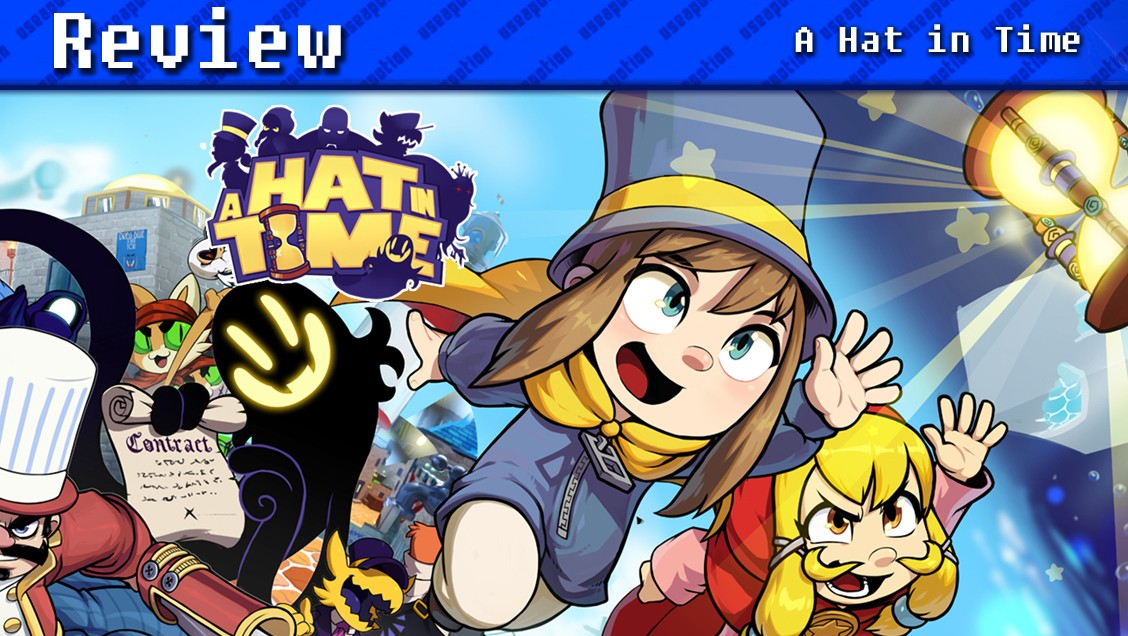 A Hat in Time | REVIEW