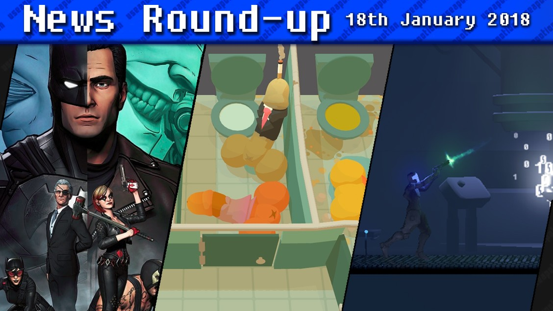 Gaming News Round-up | 18th January 2018