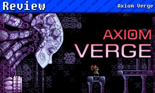 Axiom Verge | REVIEW