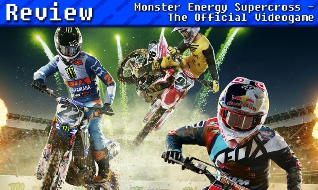 Monster Energy Supercross – The Official Videogame | REVIEW