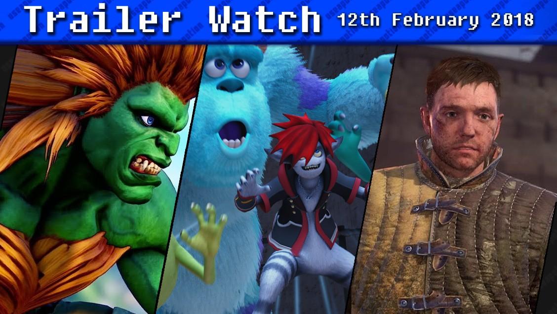Trailer Watch | 12th February 2018