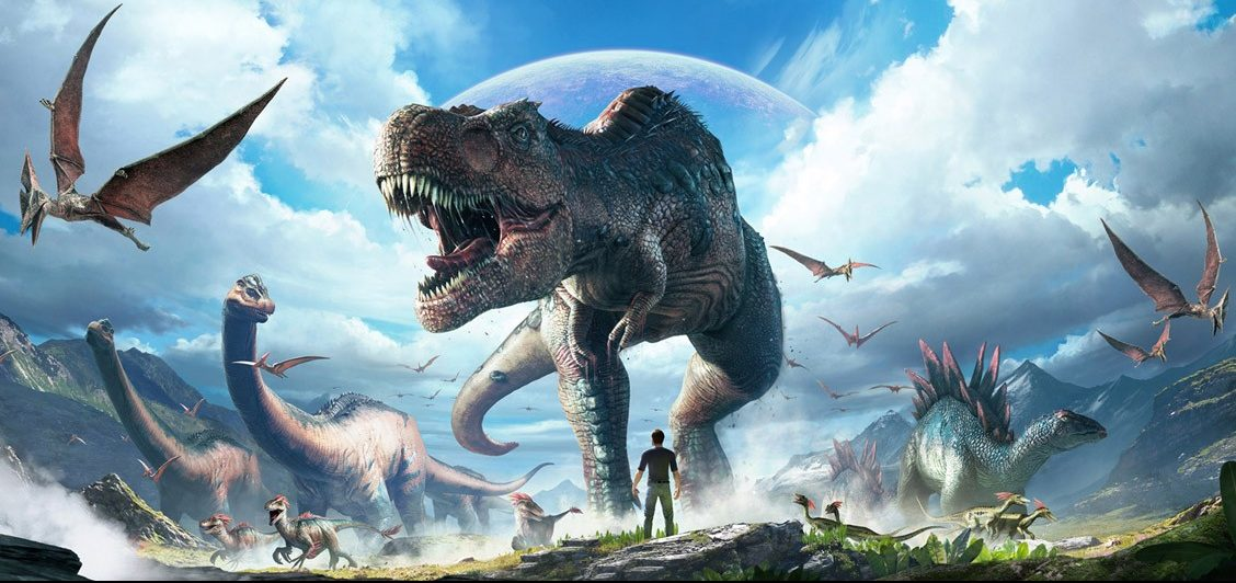 Find out more about the upcoming first-person VR Dinosaur