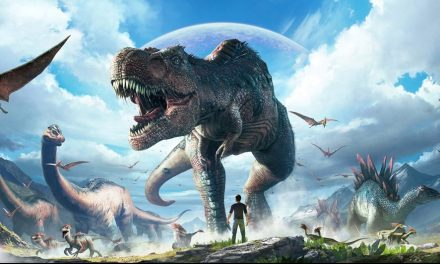 Find out more about the upcoming first-person VR Dinosaur adventure Ark Park | INTERVIEW